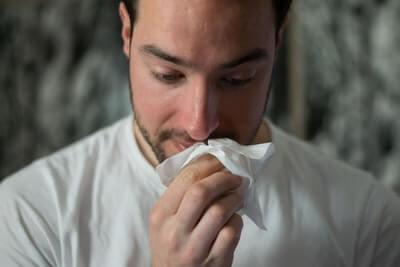 ファスティング後に花粉症、鼻づまりを緩和するストラテジー