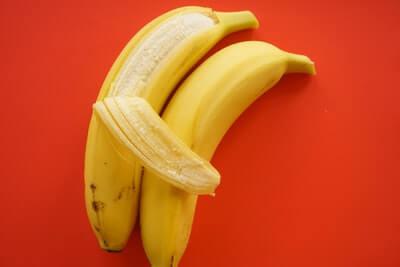 ワークアウトのダメージを癒すのは「バナナ」